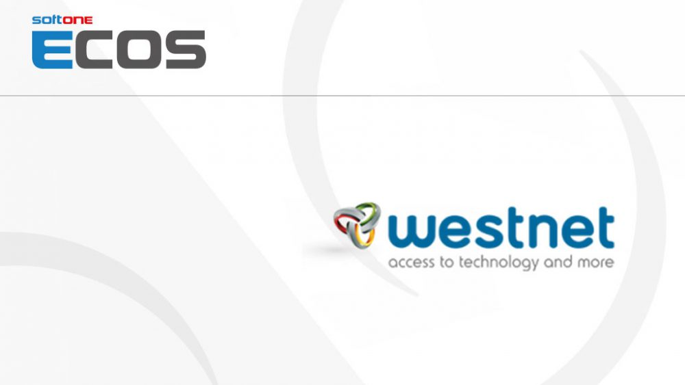 ECOS cloud services in Westnet