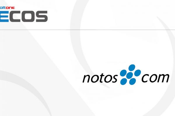 Notos Com runs ECOS E-Invoicing